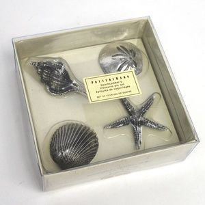 Pottery Barn Beachcombers Treasures Pin Set Tacks